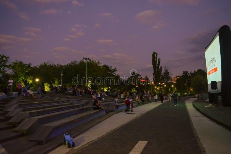 Parque de Moghioros foto de stock royalty free