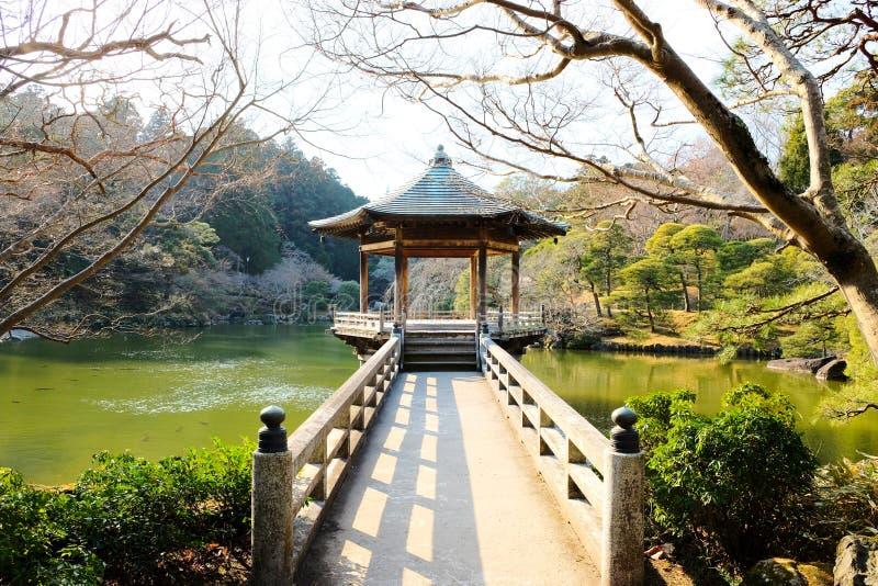 Parque de Naritasan fotografía de archivo