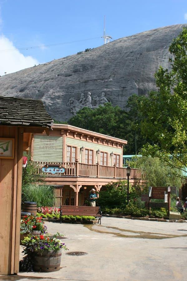 Parque de pedra da montanha fotos de stock royalty free