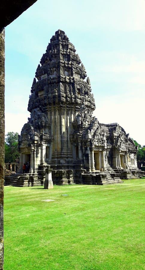 Parque de Phimai imagem de stock
