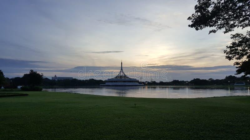 Parque de Rama IX fotos de stock royalty free