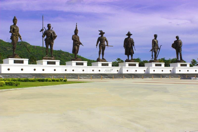 Parque de Ratchaphakdi imagenes de archivo