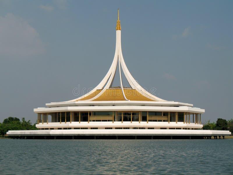 Parque de rey Rama IX en Bangkok imágenes de archivo libres de regalías