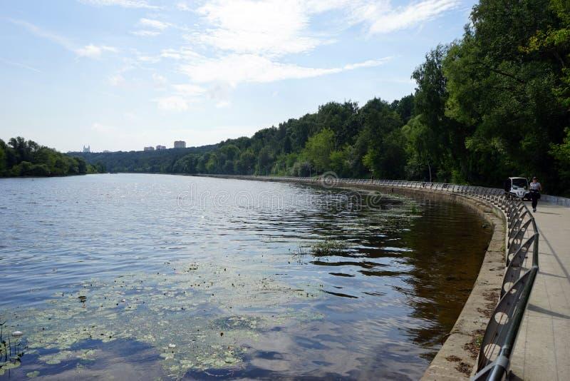 Parque de Suvorovsky fotos de archivo
