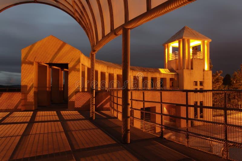 Parque de Tangua imagem de stock