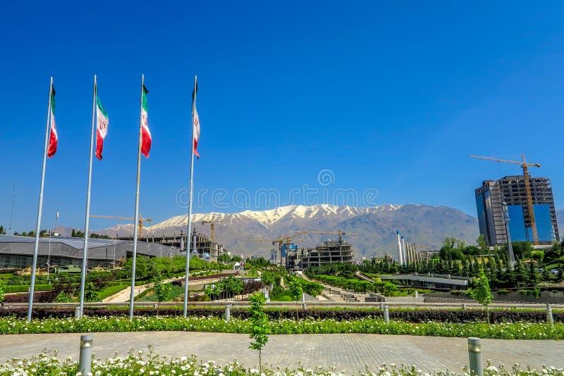 Parque 06 de Teherán Ab-o Atash fotografía de archivo libre de regalías