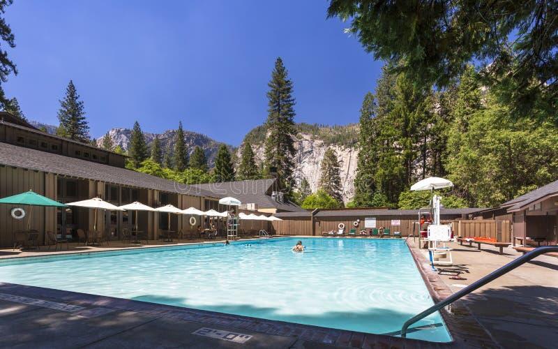 Parque de Yosemite Nacional fotografia de stock royalty free