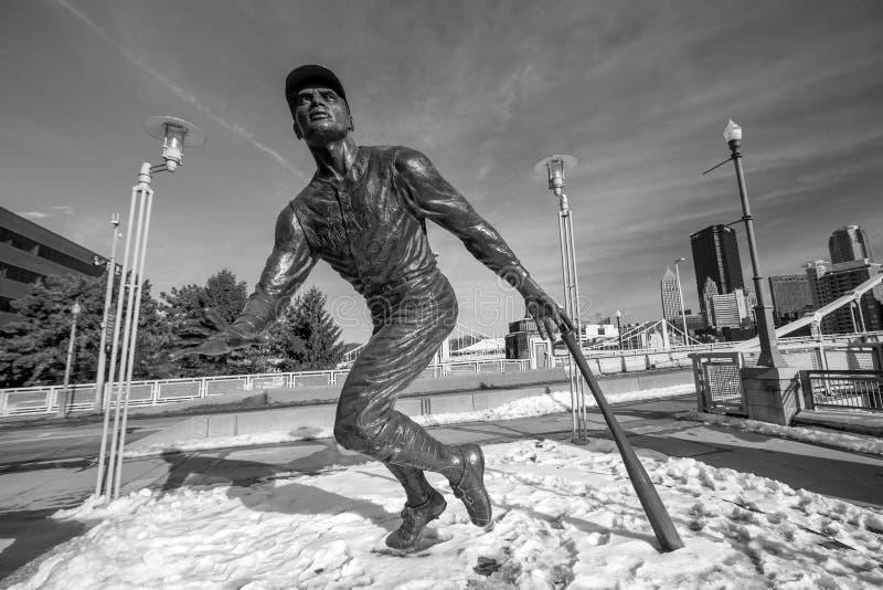 Parque del béisbol de PNC en Pittsburgh fotografía de archivo libre de regalías