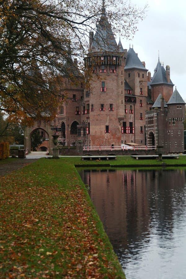Parque del castillo foto de archivo libre de regalías