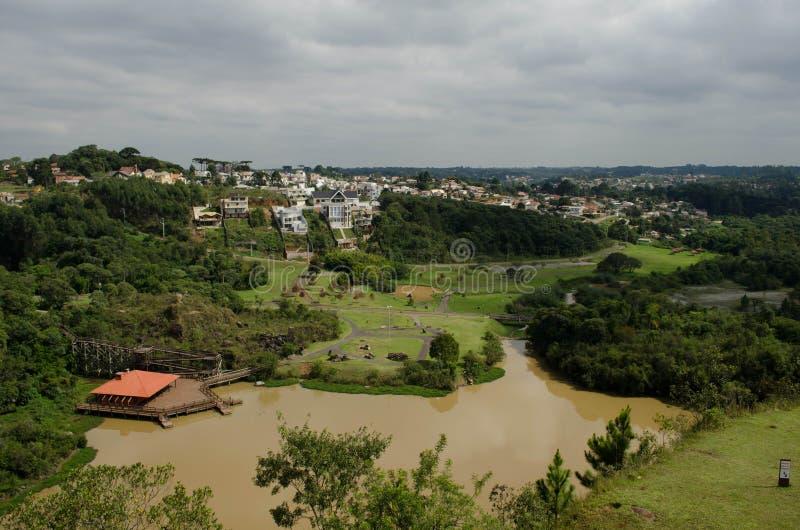 Parque del ¡de Tanguà fotografía de archivo