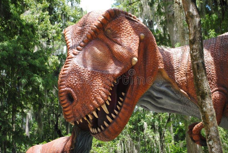 Parque del dinosaurio fotos de archivo libres de regalías