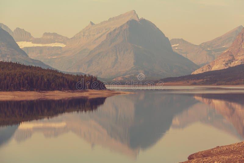 Parque del glaciar fotografía de archivo
