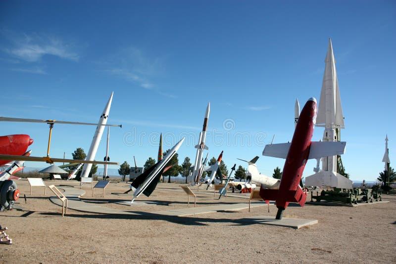 Parque del misil imagen de archivo
