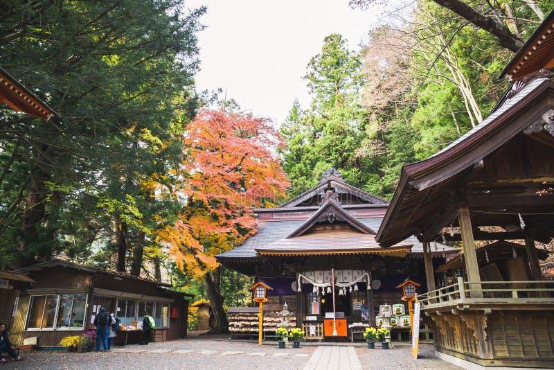 Parque del sengen de Arakurayama imagen de archivo libre de regalías