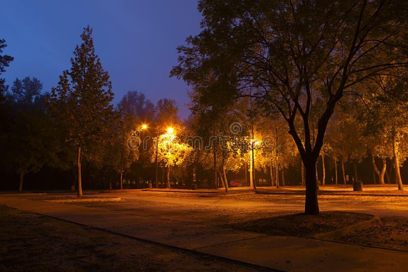Download Parque do amanhecer foto de stock. Imagem de mystical - 29838960