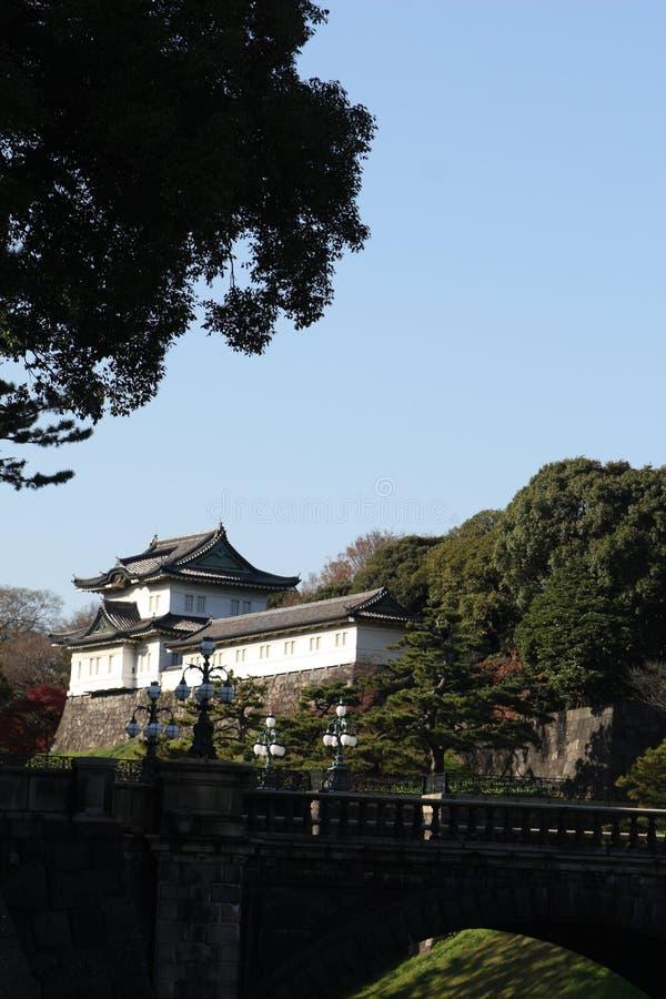 Download Parque do imperador, Tokyo imagem de stock. Imagem de scenics - 12803227