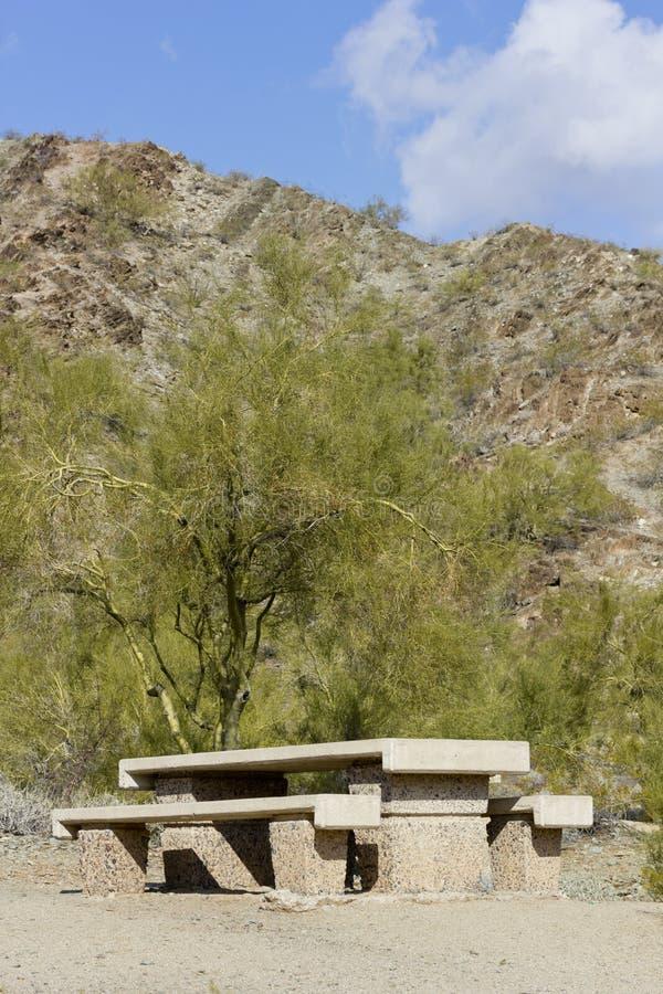 Parque do norte da montanha, Phoenix, AZ imagens de stock royalty free