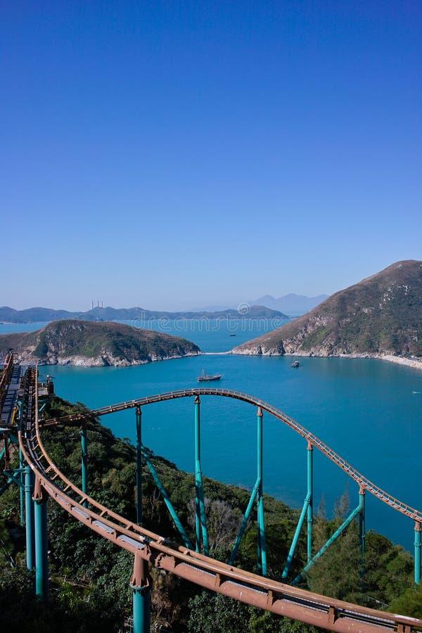Parque do oceano fotografia de stock