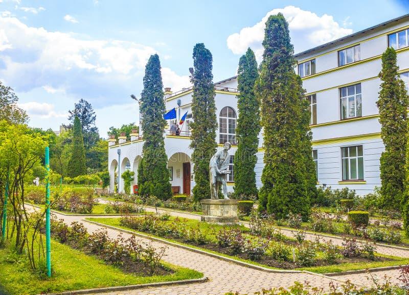 Parque em Cluj-Napoca fotos de stock