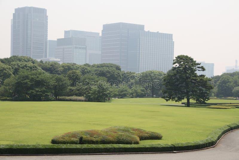 Parque em tokyo imagens de stock royalty free