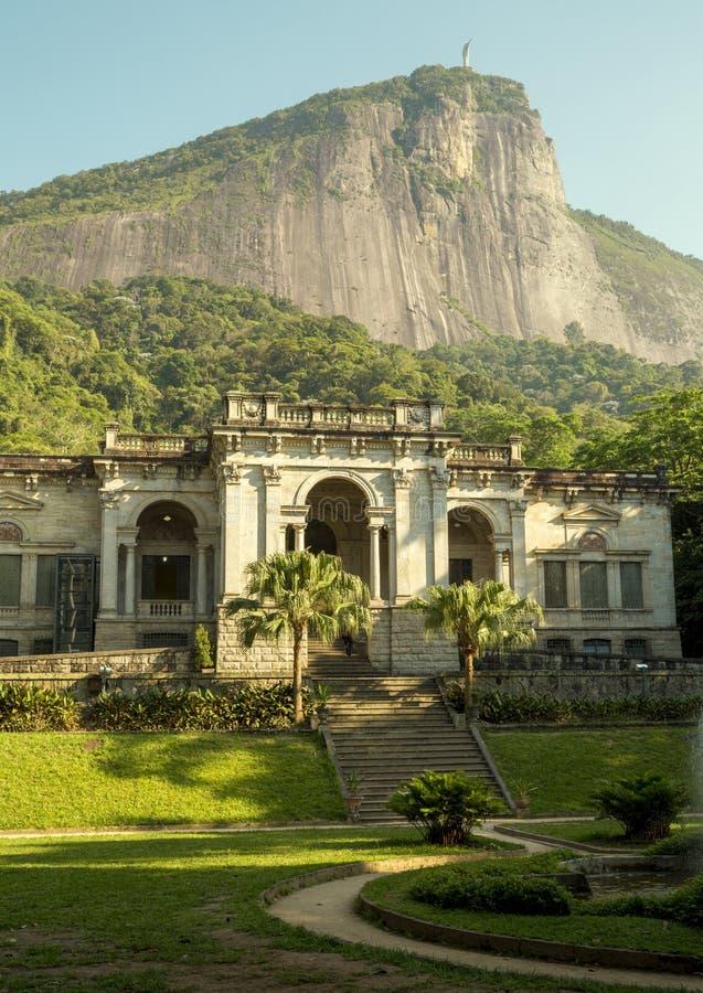 Parque Enrique Lage w Rio De Janeiro, Brazylia fotografia royalty free
