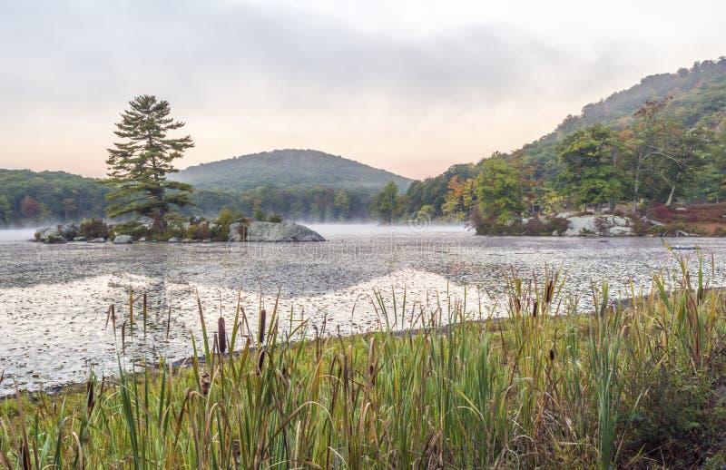 Parque estadual de Harriman, outono dos Estados de Nova Iorque imagens de stock royalty free