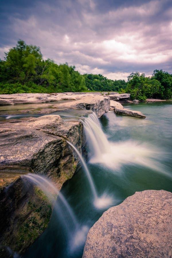 Parque Estatal McKinney Falls imagen de archivo libre de regalías