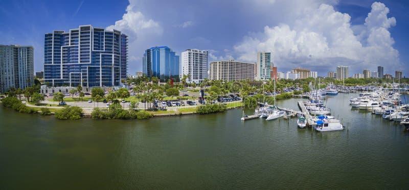Parque Florida da ilha imagem de stock royalty free