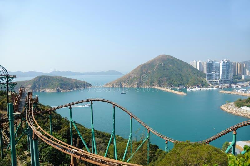Parque Hong Kong do oceano fotografia de stock royalty free