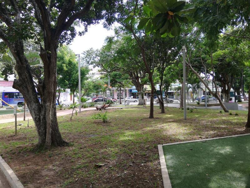 Parque infantil Kidspark imagenes de archivo