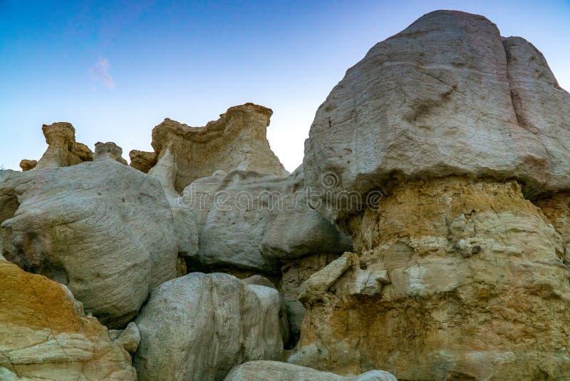 Parque interpretativo Colorado Springs das minas da pintura fotos de stock