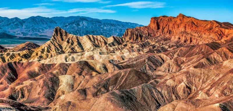 Parque nacional Calif?rnia de Death Valley foto de stock royalty free