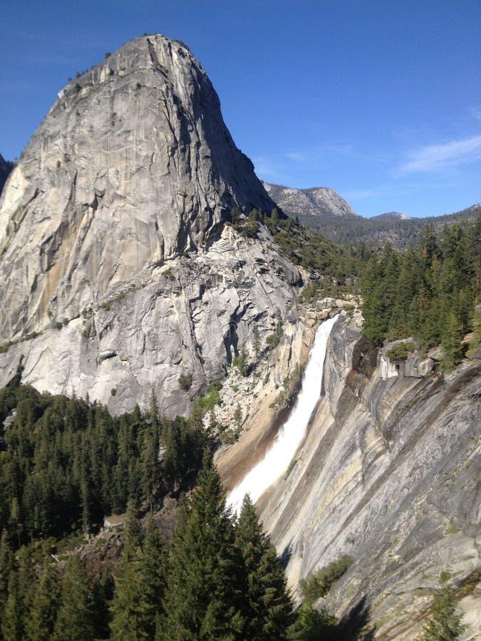 Parque nacional California de Yosemite imagen de archivo libre de regalías