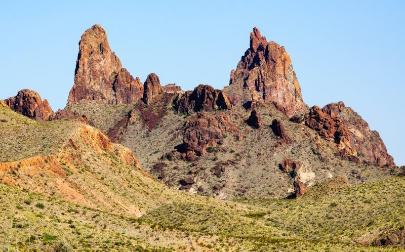 Parque nacional da curvatura grande imagens de stock royalty free