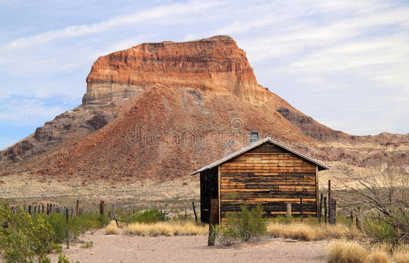 Parque nacional da curvatura grande fotografia de stock