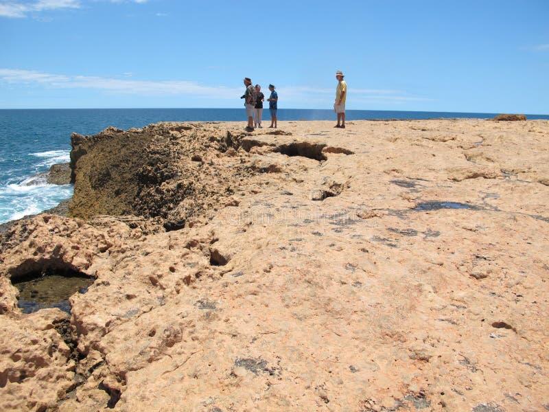 Parque nacional da escala do cabo, Austrália Ocidental imagem de stock royalty free