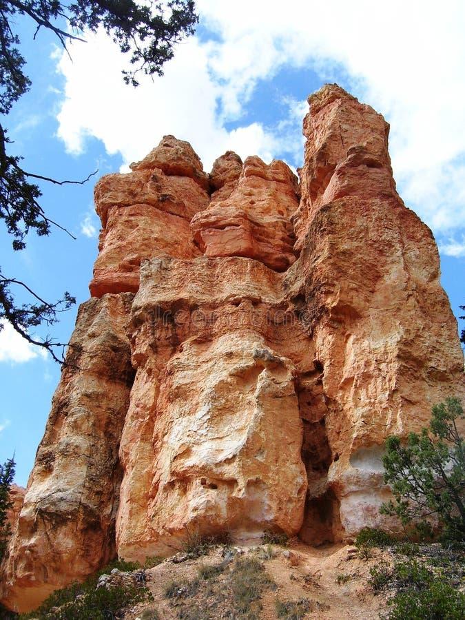 Parque nacional da garganta de Bryce fotografia de stock royalty free