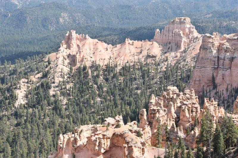 Parque nacional da garganta de Bryce em Utá imagem de stock