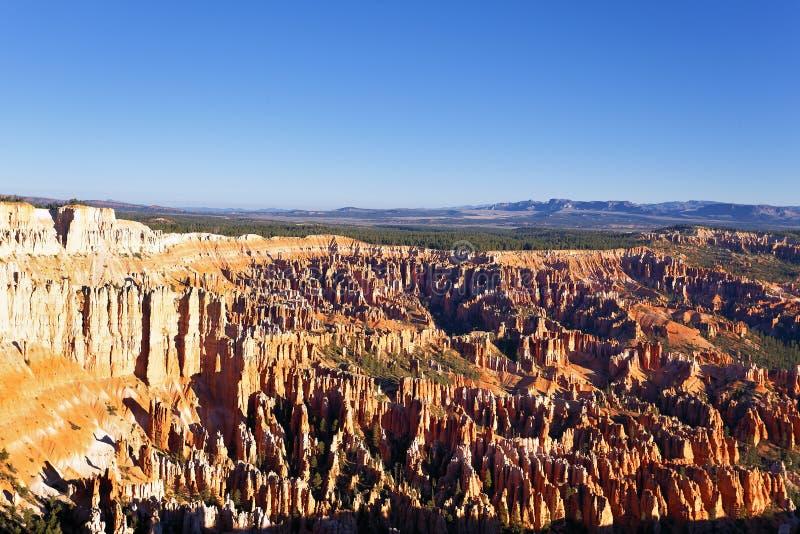Parque nacional da garganta de Bryce, Utá, EUA imagens de stock