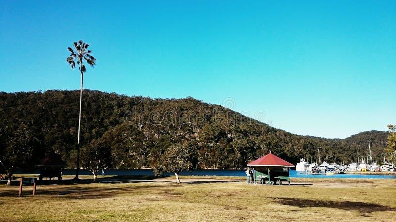 Parque nacional da perseguição do Ku-anel-gai de Bobbin Head @ imagens de stock royalty free