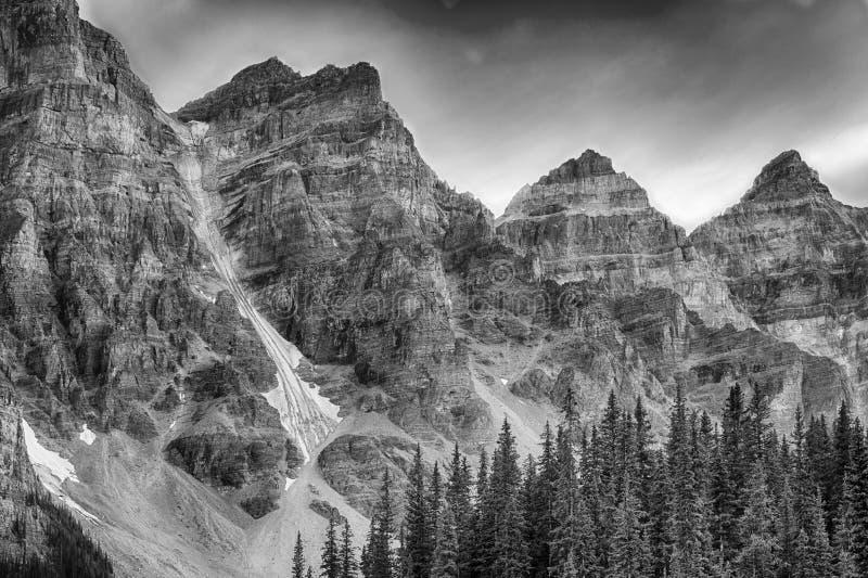 Parque nacional de Banff foto de archivo