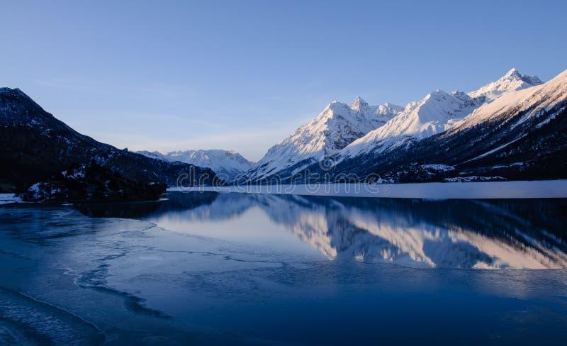 Parque nacional de Banff en China imagenes de archivo
