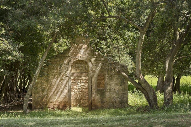 Parque nacional de Brijuni imágenes de archivo libres de regalías