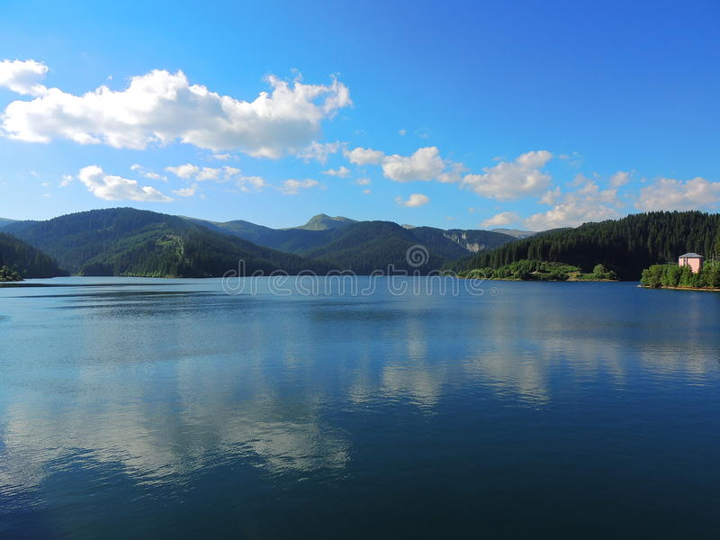 Parque nacional de Bucegi imagen de archivo