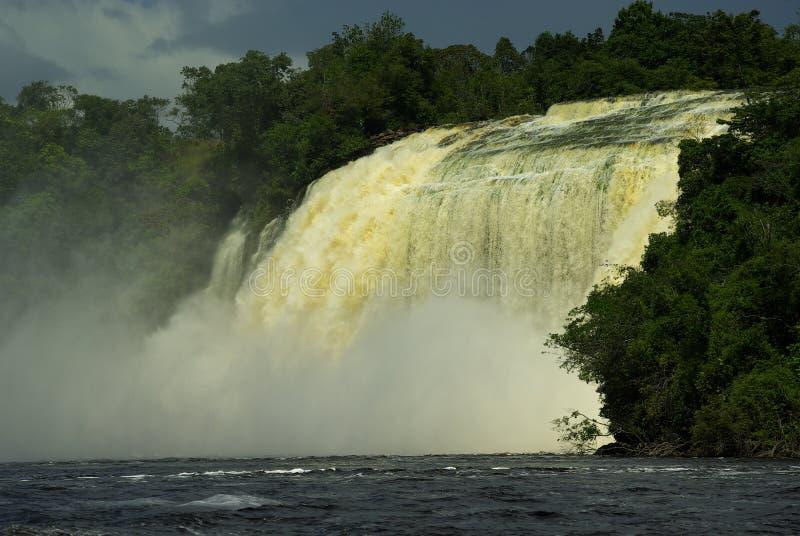 Parque nacional de Caniama, Venezuela fotografía de archivo