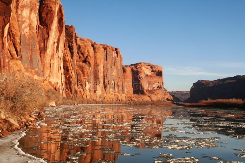 Parque nacional de Canyonlands foto de archivo