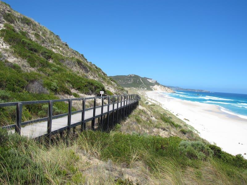 Parque nacional de D'Entrecasteaux, Austrália Ocidental imagem de stock royalty free