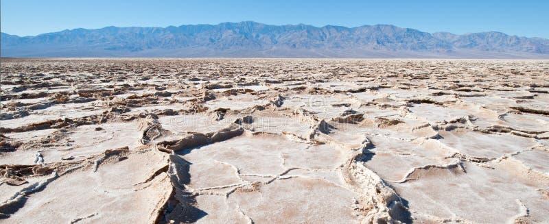 Parque nacional de Death Valley foto de archivo