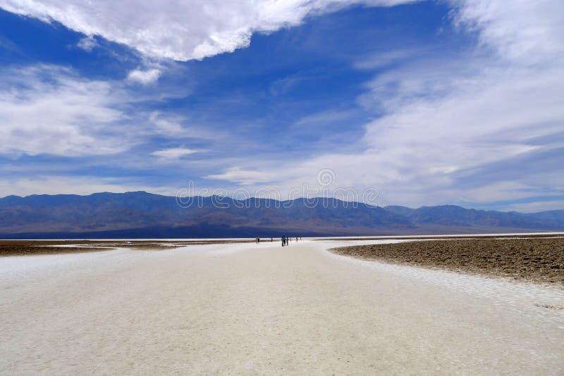 Parque nacional de Death Valley imagen de archivo