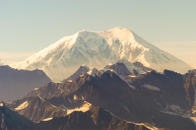 Parque nacional de Denali - Alaska imágenes de archivo libres de regalías